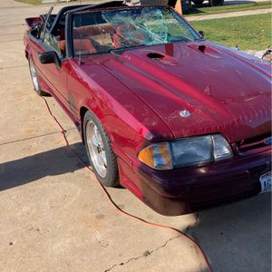 1989 Ford Mustang(little Work)/(parts) for Sale in Oak Creek, WI