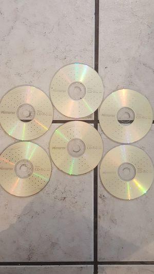 Memorex Music CD-R 6-pak for Sale in Tampa, FL
