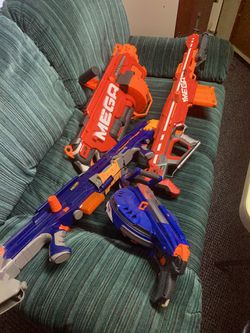 31 nerf guns for Sale in Cumberland,  RI