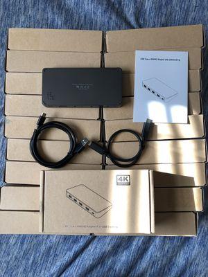20 Type-C USB dock Hub for Sale in Allentown, PA
