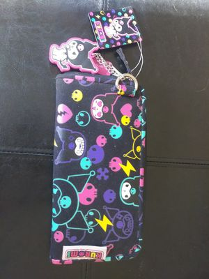 Brand new Sanrio Kuromi Wallet for Sale in Albuquerque, NM