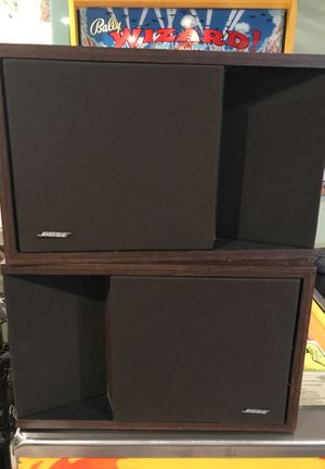 Vintage Bose 201 speakers 🔊 for Sale in Benicia, CA