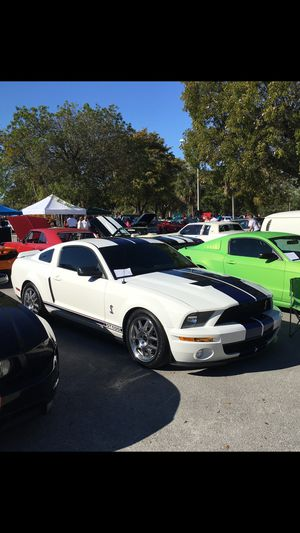2009 Ford Mustang shelby gt500 for sale for Sale in Miami, FL