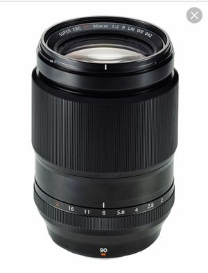 Fujifilm XF90mmF2 lens for Sale in Hacienda Heights, CA