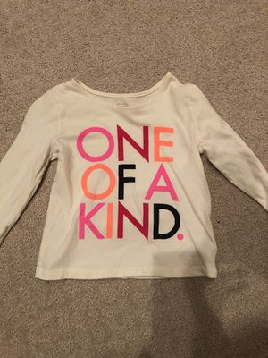 Baby gap longsleeve top size 3t for Sale in Upland, CA