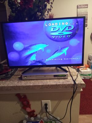 32 inch tv with DVD player for Sale in McKinney, TX