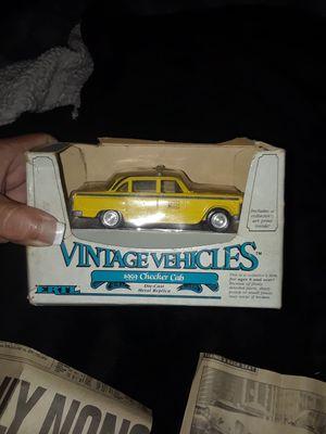 checker cab vintage for Sale in Detroit, MI