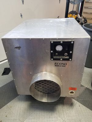 Econo 9143 Air Scrubber for Sale in MIDDLEBRG HTS, OH
