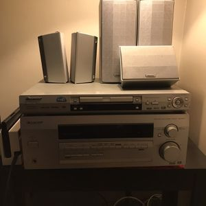 Pioneer Surround Sound System for Sale in Whittier, CA