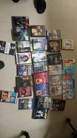 Some complete sets amd some single movies for Sale in St. Petersburg, FL