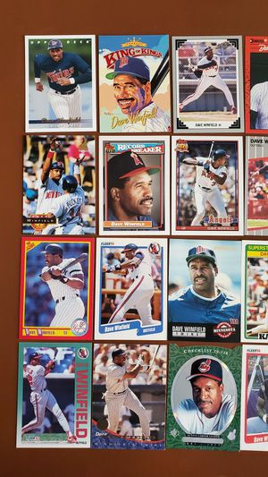 Baseball Cards - Dave Winfield for Sale in Noblesville, IN