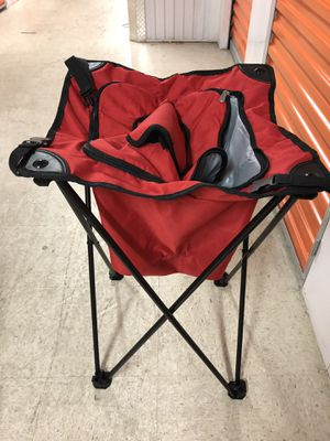 Portable stand up cloth cooler 15$ for Sale in Miami Beach, FL