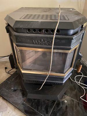 Whitfield Pellet Stove Fireplace for Sale in Woodbridge, VA