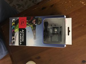 Action Camera (GoPro Style) In Box for Sale in Orlando, FL