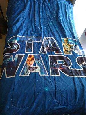 Star wars twin comforter for Sale in Richardson, TX