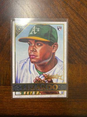 2020 Topps Gallery Baseball Artists Proof Jesus Luzardo RC Baseball Card for Sale in Woodruff, SC