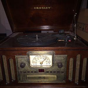 Crosley Record Player for Sale in Dallas, TX