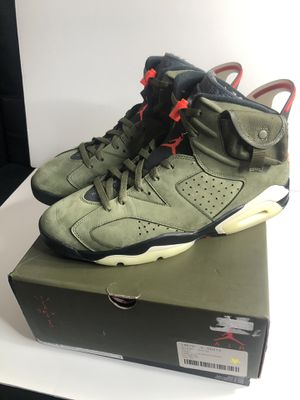 Nike air Jordan Travis Scott 6 size 13 og all for Sale in Bellevue, WA