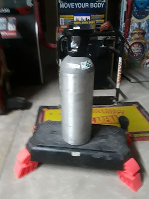 CO2 tank 20 pounds new and full for Sale in Somerton, AZ