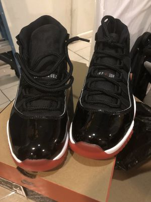 "Jordan's Retro 11 ""BRED"" size 8 Never Used for Sale in Brooklyn, NY"