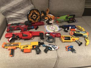 Lot of nerf guns for Sale in FL, US