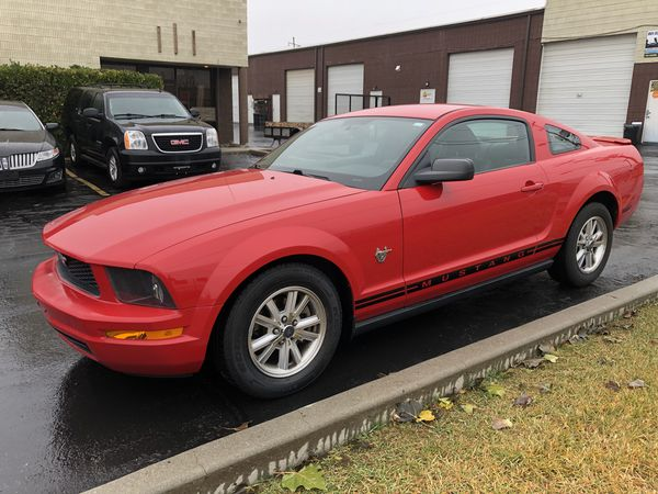 2008 Ford Mustang 95,000 Miles