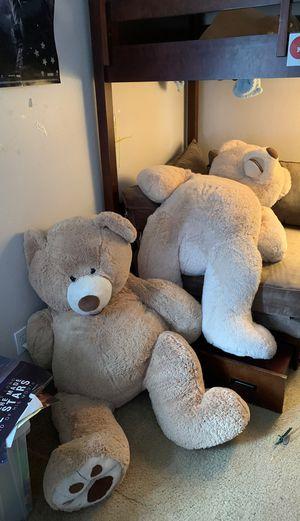 Giant teddy bears for Sale in Spokane Valley, WA