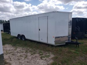2020 20ft Enclosed Trailer w/ Extra Height 10k gvwr for Sale in Ramona, CA