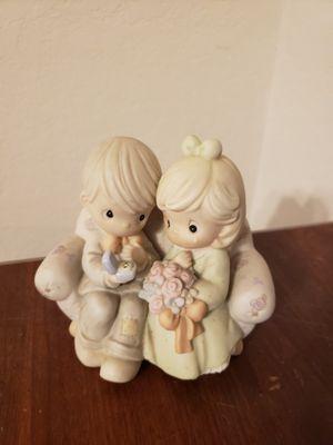 Precious moments proposal figurine for Sale in San Antonio, TX