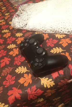Black ps4 controller for Sale in Memphis, TN