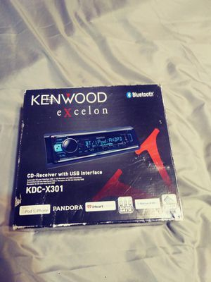 Kenwood Car Stereo for Sale in Hollywood, FL