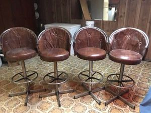 4 Bar Stools for Sale in Hayward, CA