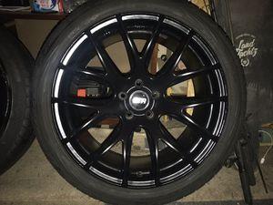 """19"""" STR rims tires for Sale in Wenatchee, WA"""
