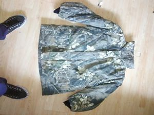 Field and stream winter hunting coat for Sale in Appleton, WI
