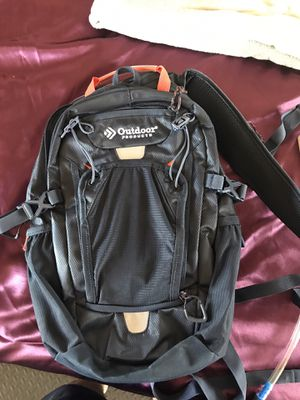 Outdoor Product hydration backpack for Sale in San Diego, CA