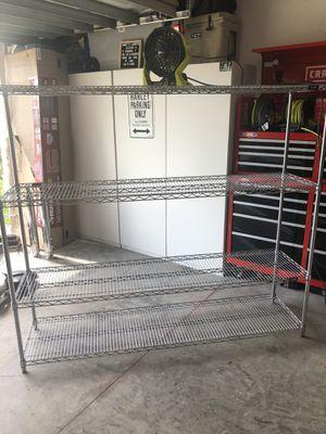 ULINE metal steel shelve in Davenport, FL for Sale in Davenport, FL