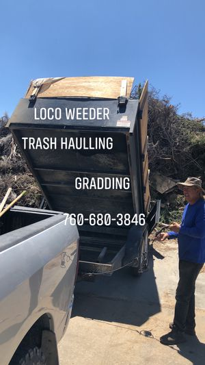 Loco weeder for Sale in Pinon Hills, CA