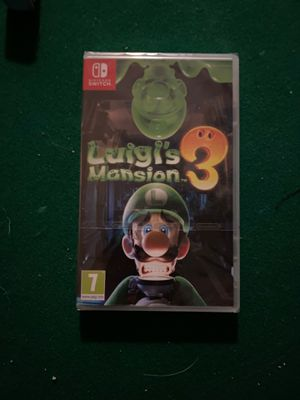 Luigis Mansion 3 for Sale in Taylors, SC