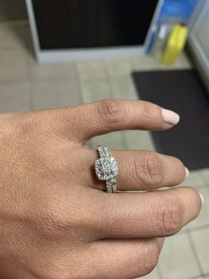 Diamonds Solitaire Wedding Bridal Sets & Clusters for Sale in Queens, NY