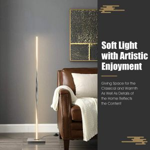 LED Floor Lamp Standing Pole Light for Sale in Edmond, OK