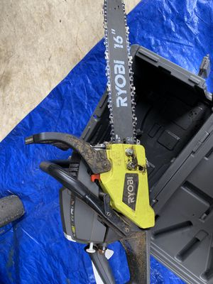Ryobi Chain saw for Sale in Springfield, VA