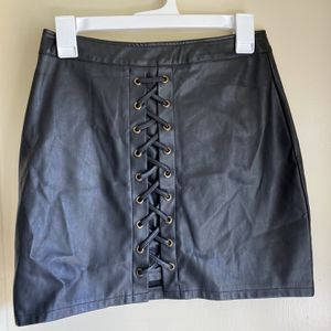 Leather Skirt for Sale in Pineville, LA