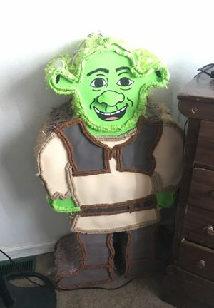 Shrek piñata for Sale in La Mesa, CA