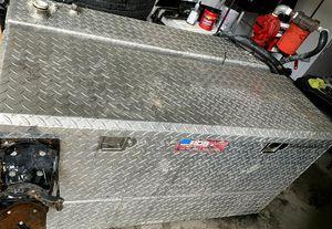 Diesel tool box for Sale in Arlington, TX