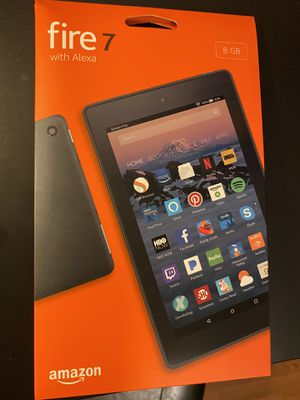Brand New Amazon Fire 7 Tablet for Sale in Hayward, CA