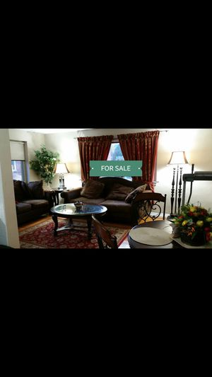Furniture sofa bedroom living room set ashley for Sale in St. Louis, MO