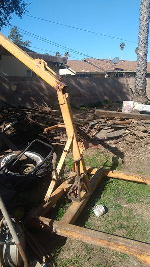 Engine hoist for Sale in Modesto, CA