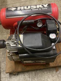 Husky Air Compressor With Hose for Sale in Portland,  OR