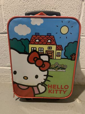 Hello Kitty Suitcase for Sale in Euclid, OH