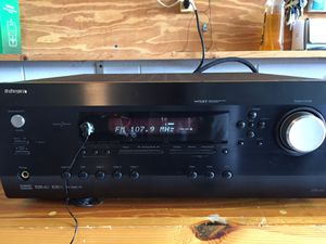 Very nice surroundsound stereo receiver all in one for Sale in Winter Park, FL